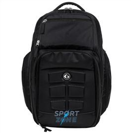 Спортивный рюкзак Six Pack Fitness Expedition Backpack 500 Stealth (черный/черный) со съемной системой контейнеров