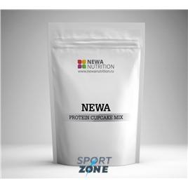 NEWA Protein cupcake MIX - Cмесь для высокобелкового кекса (вкус: ваниль, шоколад)