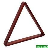 Треугольник 68 мм (дуб, махагон), интернет-магазин товаров для бильярда Play-billiard.ru