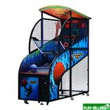 "Wik Интерактивный автомат баскетбол ""Basketball"" 270/250 x 246 x 100 cm, (жетоноприемник), интернет-магазин товаров для бильярда Play-billiard.ru"