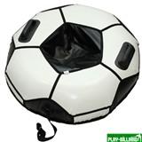 Санки ватрушки Метелица Футбольный мяч 90, интернет-магазин товаров для бильярда Play-billiard.ru