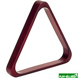 """Треугольник 68 мм """"Dynamic Turnus II"""" (коричневый), интернет-магазин товаров для бильярда Play-billiard.ru"""