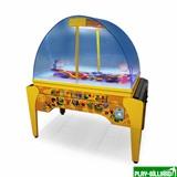 """Интерактивный автомат баскетбол """"Bacterball"""" 145 x 80 x 160 cm, (жетоноприемник), интернет-магазин товаров для бильярда Play-billiard.ru"""