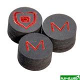 """Наклейка для кия """"Black Heart""""  ORIGINALS  (M) 14 мм, интернет-магазин товаров для бильярда Play-billiard.ru"""