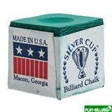 """Мел """"Silver Cup"""" (144 шт) зеленый, интернет-магазин товаров для бильярда Play-billiard.ru"""