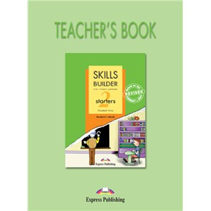 Skills Builder STARTERS 2. Teacher's Book. Книга для учителя