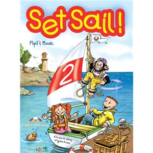 set sail 2 student's book - учебник