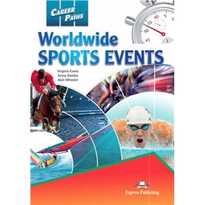 Worldwide Sports Events (Teacher's Book) - Книга для учителя