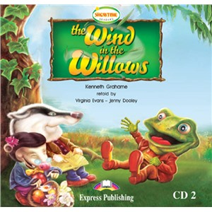 the wind in the willows cd2