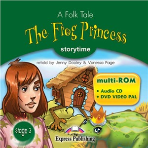 the frog princess multi-rom