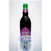 Khiliani Grapes / Хилиани Крюшон (виноградный) - лимонад 0,5л в стекле - 20шт. в упаковке