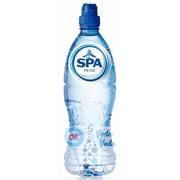 Упаковка минеральной воды SPA Reine 0,75 в пластике и дозатором - 6 шт.