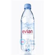 Evian 0,5 упаковка минеральной воды -  24 шт.
