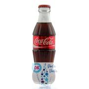 Coca-Cola (Великобритания) 0,2л в стекле - 24шт. в упаковке