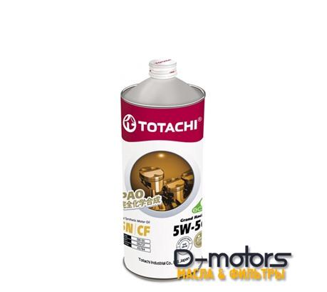 TOTACHI GRAND RACING 5W-50 (1л.)