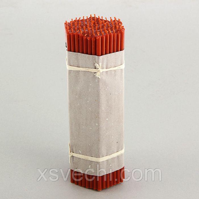 Свечи красные церковные №30 (набор 150шт.)