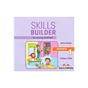Skills Builder for Young Learners (Revised - 2018 Exam)  Movers 1 Audio Cds