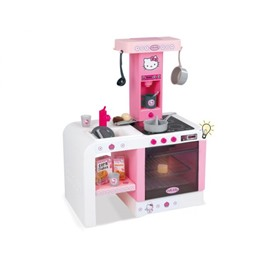 Электронная кухня mini Tefal Cheftronic Hello Kitty Smoby 24195