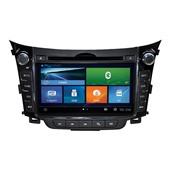 Штатное головное устройство MyDean 2156 для Hyundai i30 до 2012 года