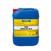 Трансмиссионное масло RAVENOL  Getriebeoel EPX SAE 80W-90 GL 5 (10л)