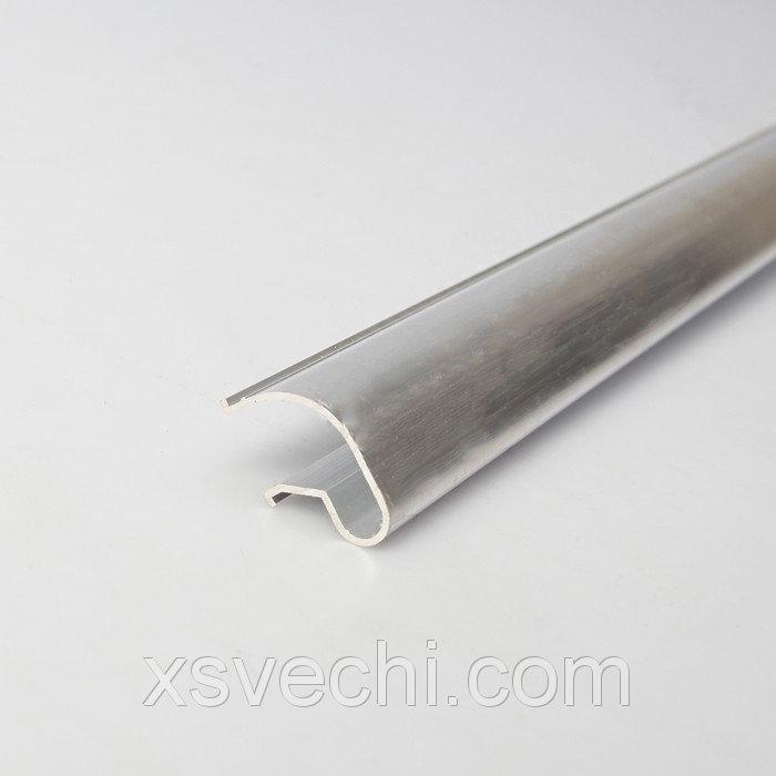 Вставка в экономпанель алюминиевая L120