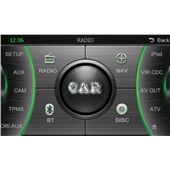 Штатное головное устройство Phantom DVM-3015G iS для Toyota RAV4 с 2013 года