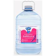 """Упаковка детской минеральной воды """"Жемчужина Байкала"""" в 5л бутылках - 2шт."""