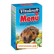 "Корм ""Vitakraft"" Menu для ежей 500гр."