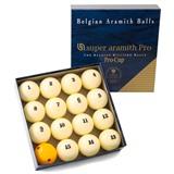 """Комплект шаров 68 мм """"Super Aramith Pro"""", интернет-магазин товаров для бильярда Play-billiard.ru"""