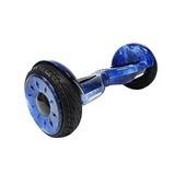 Гироскутер Smart balance wheel 10.5 new Premium Галактика синий