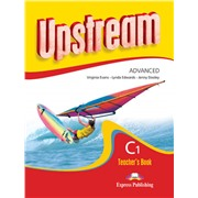 upstream advanced teacher's book - книга для учителя