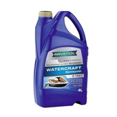 RAVENOL - Моторное масло  WATERCRAFT Teilsynth. 2-Takt, (4л.)