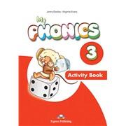 My phonics 3 activity book. рабочая тетрадь