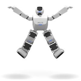 Конструктор LEJU ROBOTICS Человекоподобный робот LEJU ROBOTICS Aelos 1 (1CSC20003638)