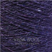 Пряжа Твид-мохер Пурпурное сердце 2627, 110м/50гр. Knoll Yarns, Mohair Tweed, Purple Heart