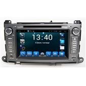 Штатное головное устройство DAYSTAR DS-8005HD для Toyota SIENNA ANDROID 4.4.2