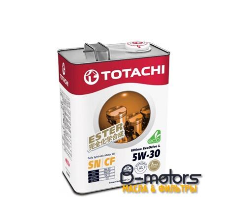 TOTACHI ULTIMA ECODRIVE L 5W-30  (4л.)