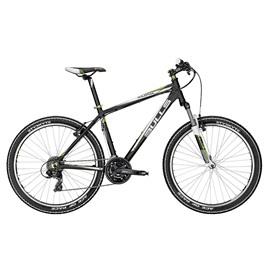 Велосипед BullsWildtail Black/Green, интернет-магазин Sportcoast.ru