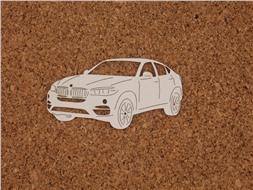 Чипборд BMW X6