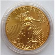 50 долларов Американский Орёл 2015