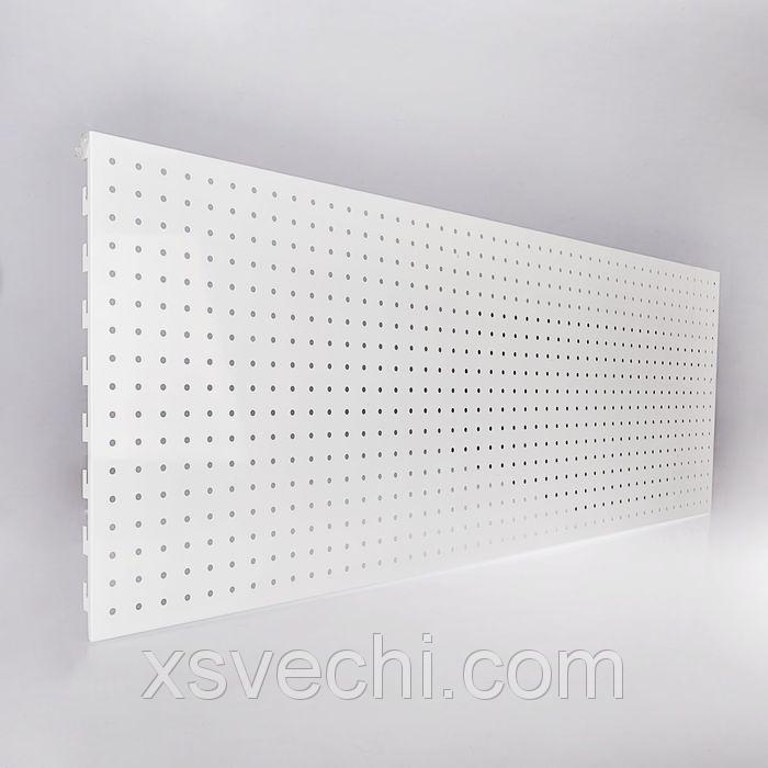 Панель для стеллажа 45*120 перфорированная