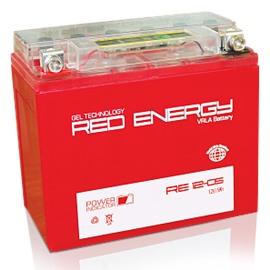АКБ Red Energy гелевый YTX 9-BS (150 х 86 х 93) c тестером