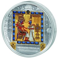 Золотой трон Тутанхамона тираж:999