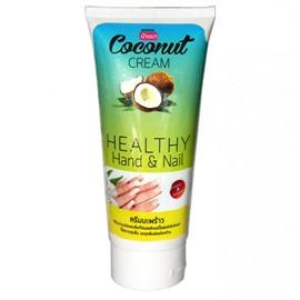 Крем для рук и кутикулы с кокосом и витамином Е, 200ml.