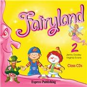 fairyland 2 class cd - диски для занятий в классе(set of 2)