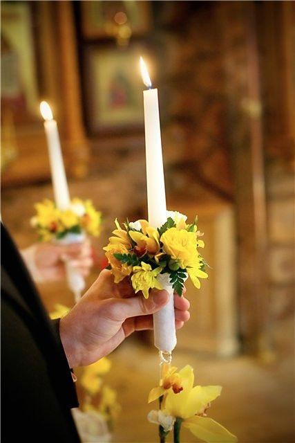 Свечи для венчания