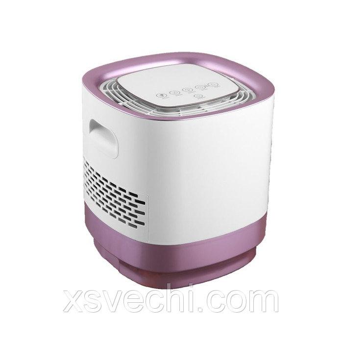 Воздухоочиститель Leberg LW-20R, розовый