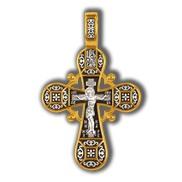 Распятие Христово. Тропарь Животворящему Кресту. Православный крест