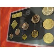 набор монет СССР 1983 ЛМД
