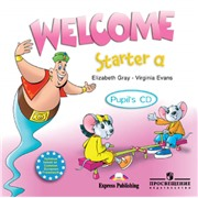 welcome starter a pupil's cd